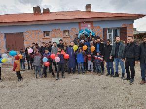 """""""Anadolu'da 101 Köye 101 Anaokulu"""" projesi ilk meyvesini verdi"""
