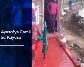 Ayasofya Camii Su Kuyusu