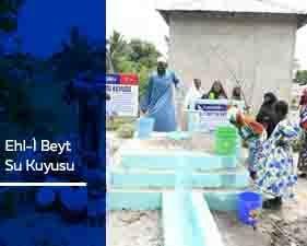 Ehl-İ Beyt Su Kuyusu - Somali