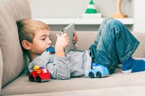 Çocuklarda Telefon Bağımlılığı