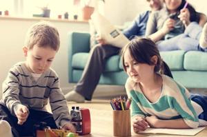Evde Çocuk Yetiştirme