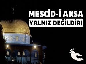 Kardeş Eli Derneği İsrail'in Mescid-İ Aksa'ya Yönelik Saldırılarını Kınıyor Ve Kudüs İçin Yardım Faaliyetlerine Devam Ediyor.