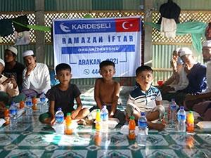 Ramazanda 2541 Kurban Bağışı ve 589 Su Kuyusu ile insanlara Umut Olduk